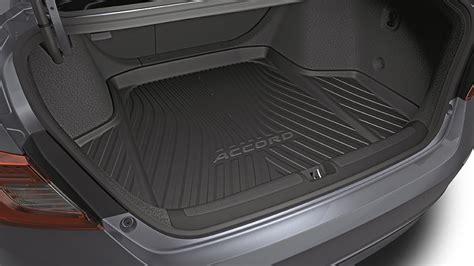 honda accord trunk tray  tva