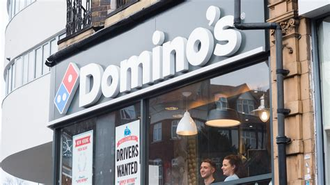 dominos pizza jahresbericht sattes umsatzplus  den usa
