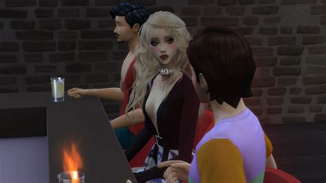 Girl Is Drunk Thesims