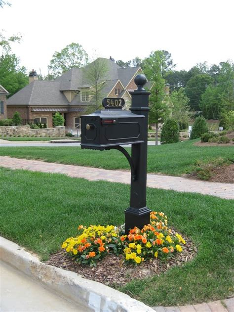 Decorated Mailboxes - mailbox designs custom mailboxes architectural