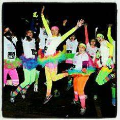 1000 images about Glow run ideas on Pinterest