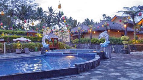 sambi resort villa bagus bernuansa alam  jogja