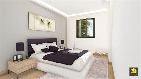 chambre 3d perspectives 3d pour l immobilier villas domenjod