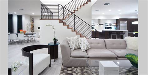 interieur maison moderne architecte maison d architecte pr 232 s d un lac 224 orlando floride vivons maison