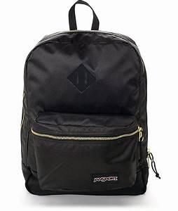 Jansport Red And Black Backpack | Crazy Backpacks