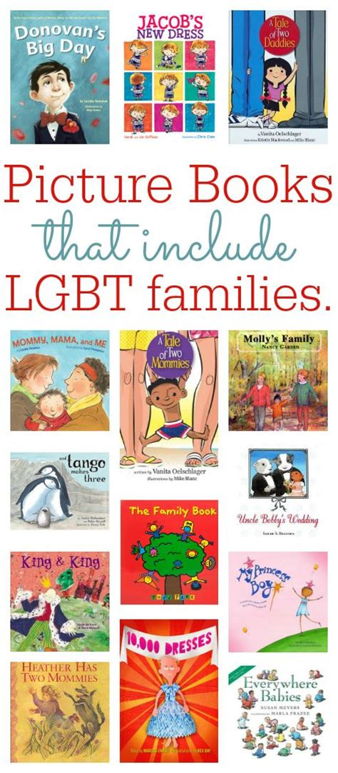 lgbt picture books books about families with 237 | 92480809c59250100011f9b00c56270b