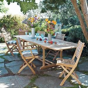 Salon De Jardin Maison Du Monde. beautiful salon de jardin teck ...