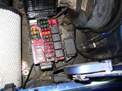 adding electric brake trailer hookup  hard page