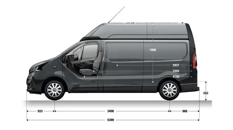renault trafic dimensions dimensions