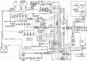 84 Chevy Truck Wiring Diagram