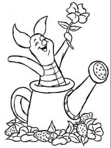 baby piglet coloring pages disney winnie the pooh piglet coloring - Disney Baby Piglet Coloring Pages