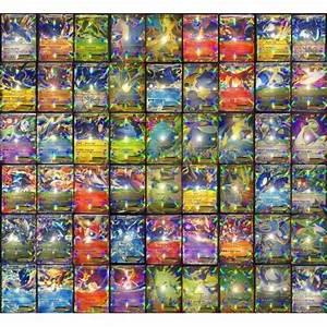 Ou Acheter Des Cartons : ywei 100pcs pok mon jeu de cartes pokemon cartes y compris ~ Dailycaller-alerts.com Idées de Décoration