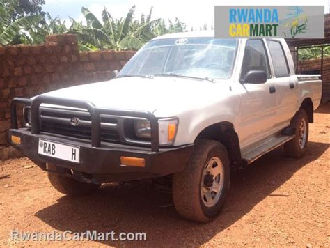 Used Toyota Truck 1997 1997 Toyota Hilux Double Cabin