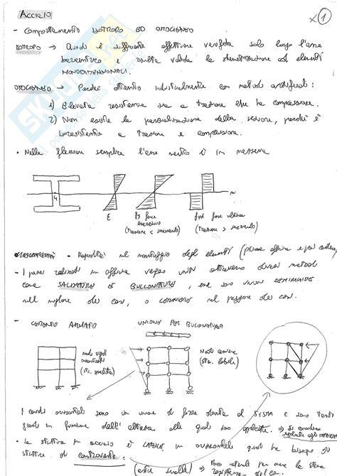 dispense di tecnica delle costruzioni precompressione appunti di tecnica delle costruzioni
