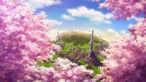 cherry blossom wallpaper anime impremedianet