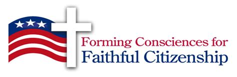 graphics for forming consciences for faithful citizenship