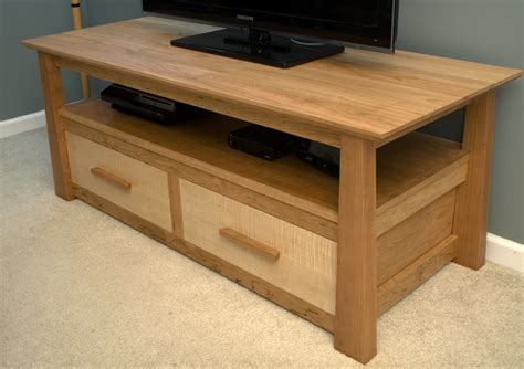 cherry tv stand finewoodworking