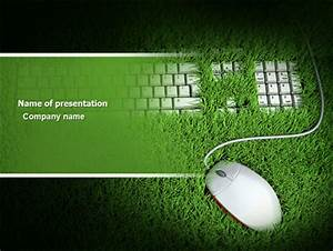 Green Technology Presentation Template for PowerPoint and ...