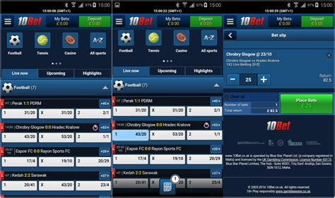 10bet Mobile by 10bet Mobile Betting Site Review Bettingtop10 Ireland