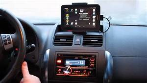 Jvc R900bt Bluetooth Car Stereo Setup With Tablet
