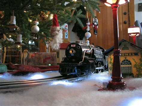 toy train going around top of a tree 10 best gpo during the holidays images on trains and 1940s