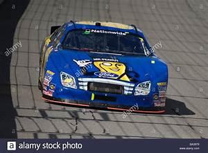 Carl Edwards Drives His Roush Ford Fusion Nascar Nationwide Series Stock Photo  23430045