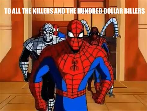 image 245917 60s spider man know your meme