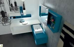 Mobili Da Bagno Ad Angolo: Arredo bagno ad angolo oleandro design ...