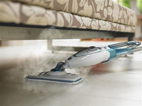 hoover steamjet dual steam mop cleaner review