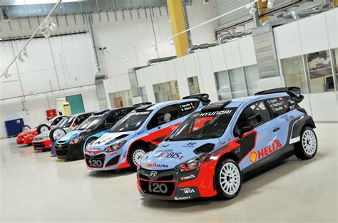 World Rally Team by How To Run A World Rally Team According To Hyundai Autocar