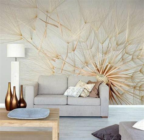 Wandgestaltung Tapete Wohnzimmer by Ausgefallene Tapeten Vertreiben Die Langweile Aus Ihrem