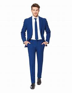 Costume Bleu Marine Homme : costume mr bleu marine homme opposuits deguise toi ~ Melissatoandfro.com Idées de Décoration