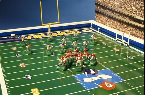 electric football collecting overview part ii electric