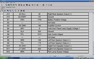 Pontiac Grand Am 2000 Radio Wiring Diagram