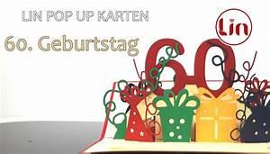 Pop Up Karte Basteln Geburtstag : pop up karte zum geburtstag 3d klappkarte 60 geburtstag youtube ~ Frokenaadalensverden.com Haus und Dekorationen