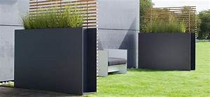 Jardinière Brise Vue : jardiniere avec brise vue brise vue hauteur 3 metres exoteck ~ Premium-room.com Idées de Décoration