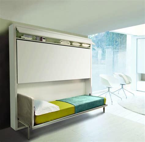 meubles rangement chambre lit gain de place et meubles pour aménagement petit espace
