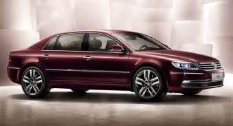 home design elements reviews vw phaeton gets a mild makeover in china