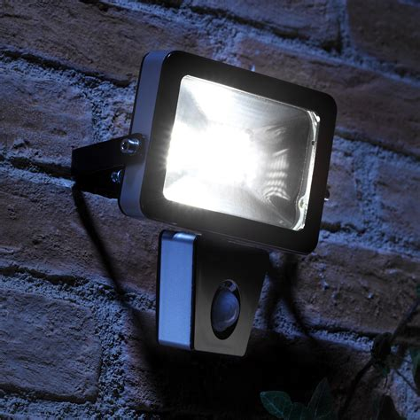 Auraglow Led Motion Activated Pir Sensor Outdoor