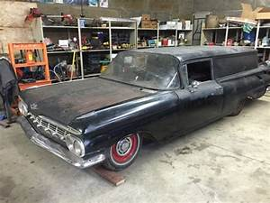 1959 Chevrolet Sedan Delivery For Sale  Photos  Technical