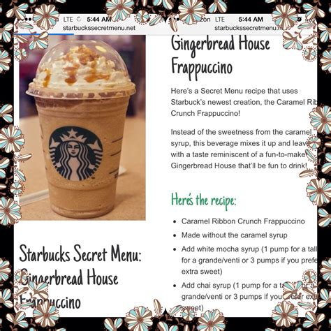 Discover new and exciting drinks concocted by starbucks baristas and fanatics with starbucks secret menu! Starbucks secret recipes! #starbucks #frappacino #coffee | Starbucks recipes, Starbucks drinks ...
