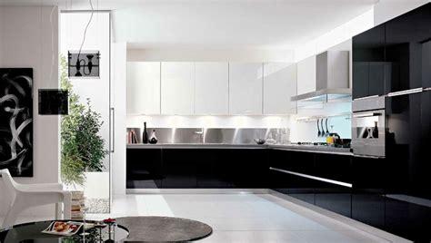modele cuisine noir et blanc cuisine noir et blanc top cuisine