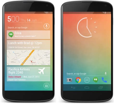 android 5 android 5 0 design concept imagines what the future may hold