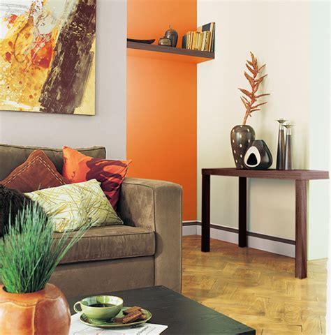 associer les couleurs dans une cuisine associer la peinture orange dans salon cuisine et chambre