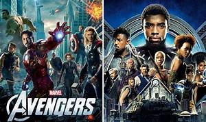 Black, Panther, Tops, Avengers, As, Top