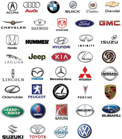 japanese car brands automobile manufacturers symbols