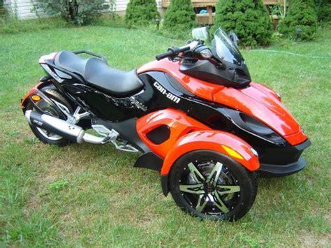 2008 Can Am Spyder Sm5 990