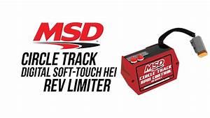 Msd Ct Digital Soft Touch Rev Limiter