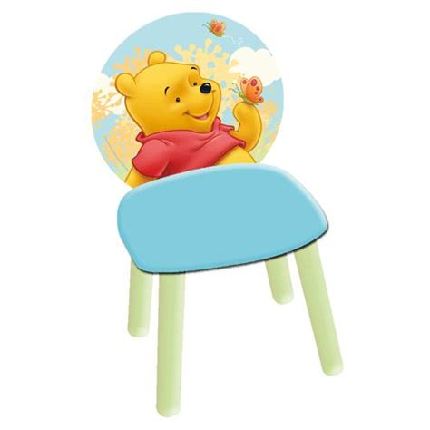 rehausseur de chaise winnie l ourson chaise winnie l 39 ourson achat vente chaise tabouret