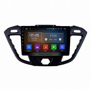 2017 Ford Jmc Tourneo Low Version 9 Inch Android 9 0 Radio